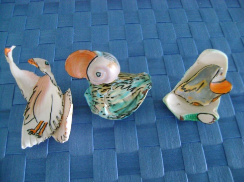 Kay's shell creations