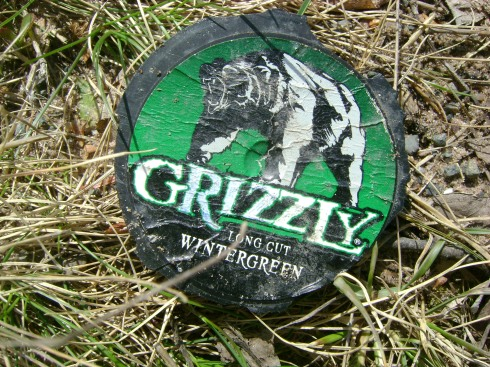 Grizzly Snuff:  for your chewing and spitting pleasure
