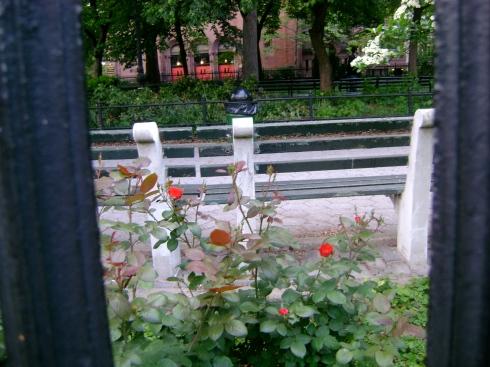 Shakespeare's garden (Central Park)