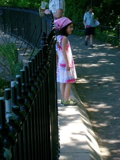 Cute little girl, isn't she?