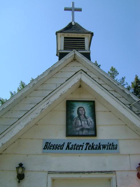 Kateri Tekakwitha, Mohawk Catholic