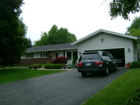 My parent's house (and my childhood home)