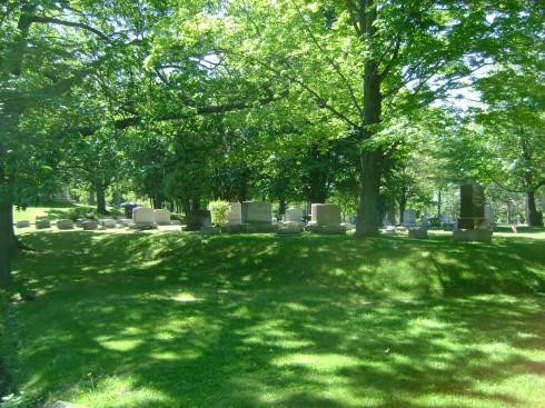 Marquette Park Cemetery