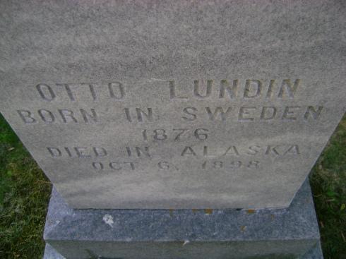 Otto Lundin
