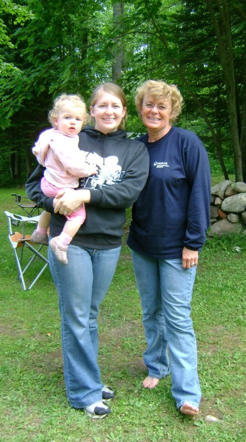 Kenzie, Jen and Cindy