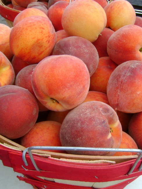 Peaches for next time
