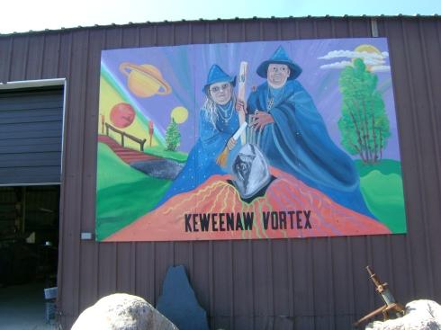 Keweenaw Vortex, eh?