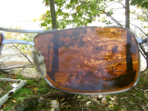It's a different world out there with polarized sunglasses